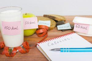 tabelle calorie