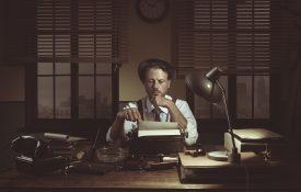 film su scrittori